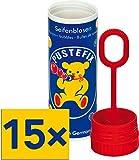 Seifenblasen Set (3× 5 Dosen je 42ml)