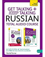 Get Talking and Keep Talking Russian Total Audio Course: (Audio pack) The essential short course for speaking and understanding with confidence (Teach Yourself)