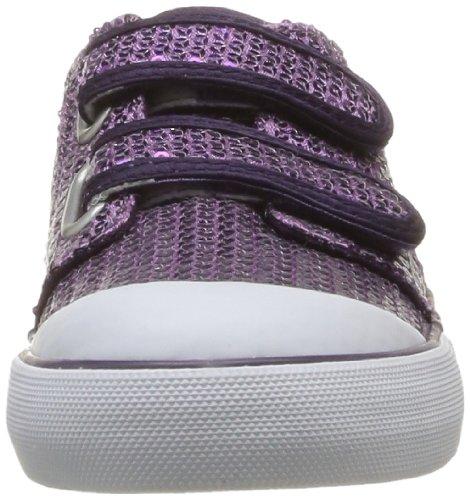 Start Rite Garda Mädchen Sneaker Violett - Violet (Elderflower Sequins)