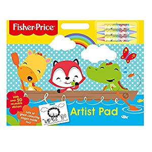 Alligator Productos 2956/fpar Fisher Price Artista Pad