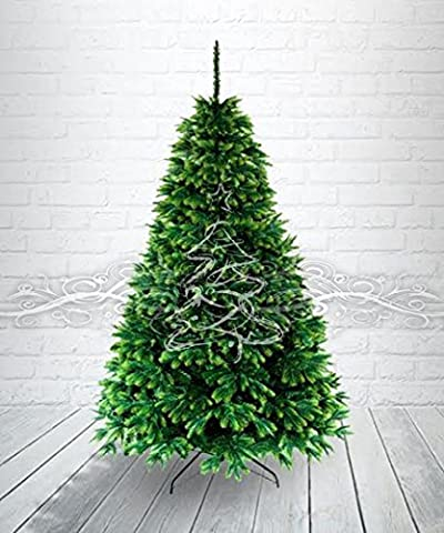 Künstlicher Weihnachtsbaum Kanadische Fichte Platinum 220
