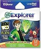 LeapFrog Explorer Game: Ben 10 Ultimate Alien (for LeapPad and Leapster)