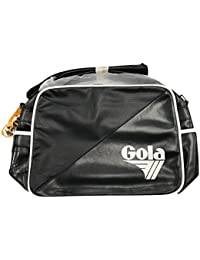 c188e86830 Gola Depp Shoulder Airline Messenger Bag Black White