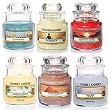Yankee Candle Duftkerzen-Sortiment