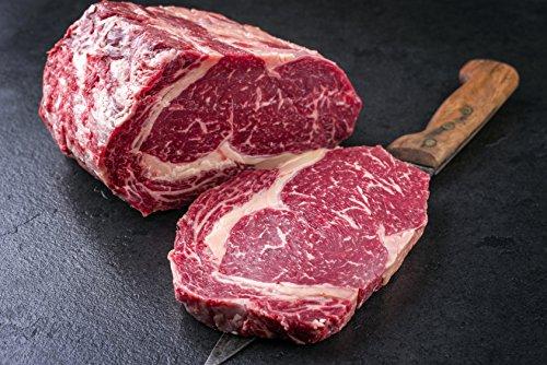 3 kg Entrecote/Ribeye am Stück vom besten Färsenfleisch, (mindestens 3 kg) zum selber schneiden,...