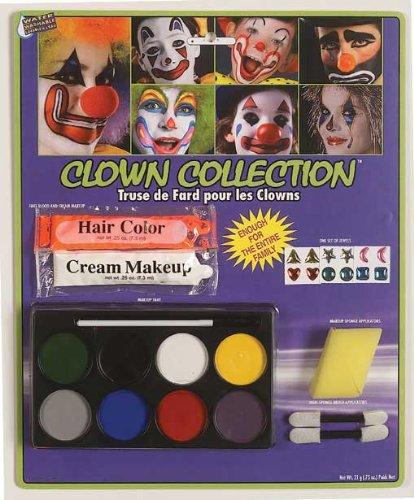 Clown Make Up Kit (Up Kits Make Horror)