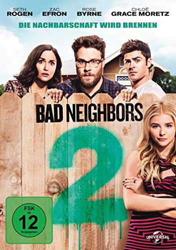 #Bad Neighbors 2#