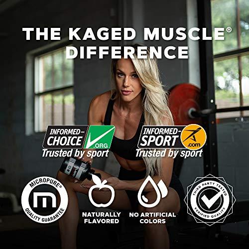 Kaged Muscle - En-conditionné Intra-Workout carburant pastèque - 11.97 once. 10