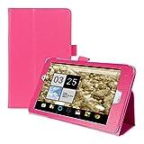 kwmobile Custodia per Acer Iconia Tab 8 - Cover protettiva per Tablet Acer Iconia Tab 8 - Copertina in pelle PU con Stand - Smart Case