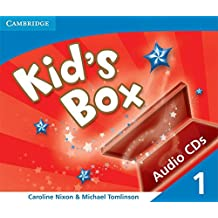 Kid's Box 1 Audio CDs (3)