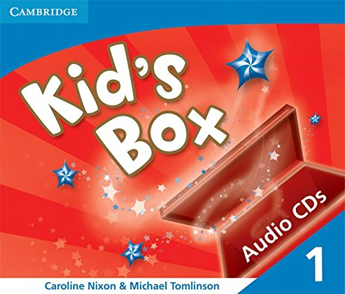 Kid's Box 1 Audio CDs (3): Level 1