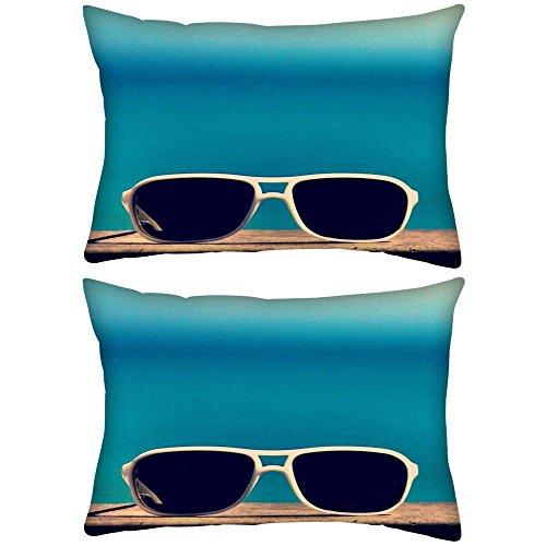 lot-de-2-sun-sand-n-lunettes-rectangle-toss-couvre-lit-taie-doreiller-housse-de-coussin-decoarative-
