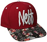 Neff Snake Life Casquette Rouge