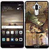 Best HUAWEI Att Téléphones portables - Coque pour Huawei Mate 9 - Le Dragon Review