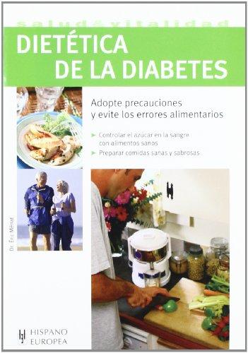 Descargar Libro Dietética de la diabetes (Salud & vitalidad) de Eric Menat