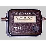 Satfinder, SAT-Finder, Satellitenfinder für digitale Satanlagen, Zum optimalen Ausrichten der Satellitenantenne