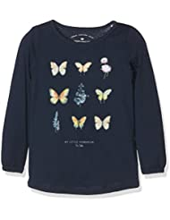 Tom Tailor Kids Tee with Fancy Artwork, Maglia a Maniche Lunghe Para Niños