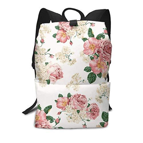 Rose Backpack Middle für Kinder Jugendliche Schulreisetasche -