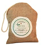 The Tree Company Air Purification Bag Deodorizer/Freshener for Shoes, Refrigerators, Gym Bags