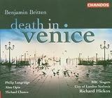 Britten : Mort à Venise (Death in Venice) (Intégrale)