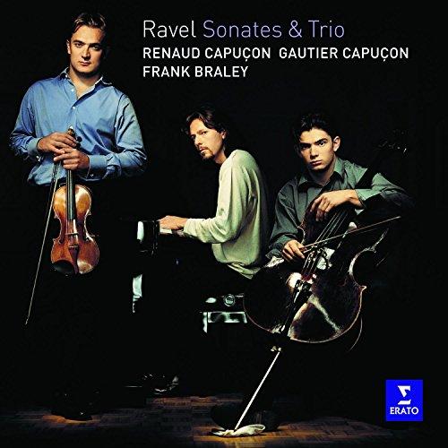 Ravel : Sonates et Trio