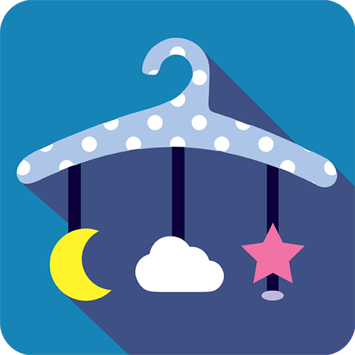 Baby Sound Sleeper - relaxing sounds of nature and white noise for calming your baby to sleep