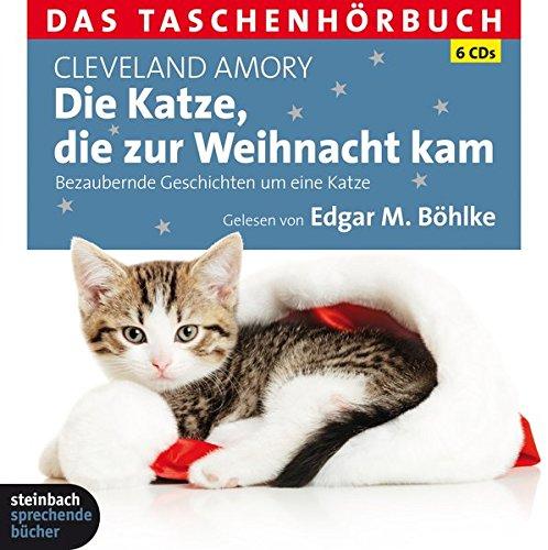 Preisvergleich Produktbild Die Katze, die zur Weihnacht kam: Das Taschenhörbuch