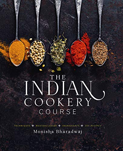 Indian Cookery Course (English Edition) por Monisha Bharadwaj