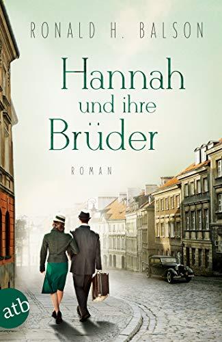 Buchseite und Rezensionen zu 'Hannah und ihre Brüder' von Ronald H. Balson