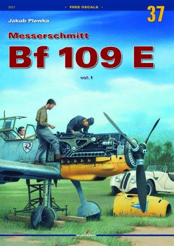 Messerschmitt Bf-109 E Vol. I (Monographs)