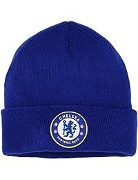 Oficial del Chelsea FC adultos Core Beanie 4f3b4e76b97