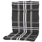 Madison 7FIBLG322 Nils Textil Auflage für Sessel niedrig 100% Dralon, taupe