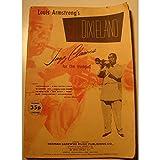 LOUIS ARMSTRONG'S 50 dixieland jazz classics for trumpet 1951 Darewski - Partition++