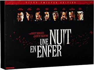 Une Nuit en enfer [Titty Twister Edition] (B008S8BH4O) | Amazon price tracker / tracking, Amazon price history charts, Amazon price watches, Amazon price drop alerts