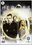 Heroes Season 3 [DVD]
