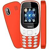 CAllbAR K3310 4.57 Cm (1.8 Inch) Mobile Phone (Orange)