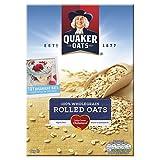 Quaker Oats Whole grain Rolled Oats, 1 Kg