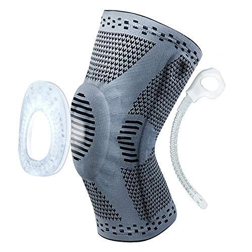 Kniebandage für Männer Frauen Beste Kniebandage für Meniskusrisse, Arthritis, schnelle Genesung usw.