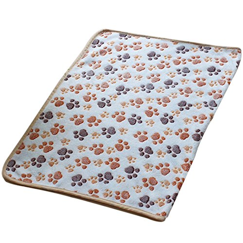 san-bodhi-cute-pet-warm-paw-print-dog-puppy-fleece-soft-blanket-bed-mat