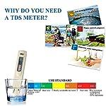 Yakamoz LCD Digital TDS-3 Meter Temp PPM Tester Pen for Testing Water Quality 11