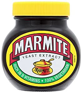 Marmite Yeast Extract - 250 g (Pack of 6)