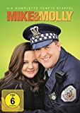 Mike & Molly - Die komplette fünfte Staffel [3 DVDs]