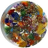 Winmaarc Crystal Symbol Disc Reiki Healing Orgone Spiritual Healing