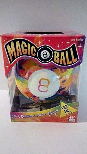 Magic Tie Dye (Magic 8 Ball Tie Dye Edition by Magic 8 Ball)