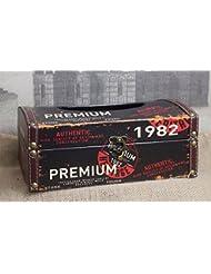 MQZM-MEICHEN Cuero de alta calidad caja de toallas de papel multifuncional de Cajón caja de humo caja de almacenamiento almacenamiento monedero servilletas caja de pañuelos faciales