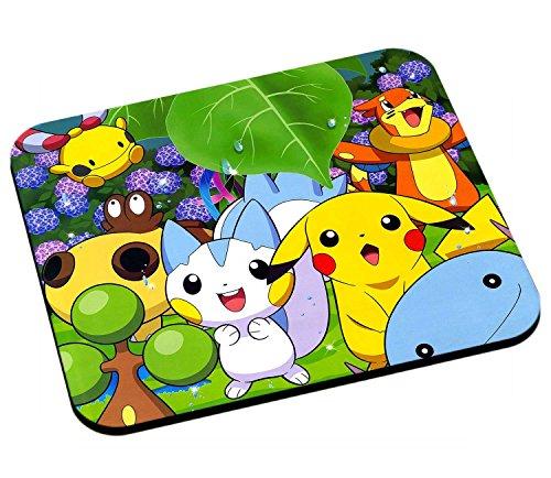 Tapis de souris pikachu est ses amis pokemon mignon