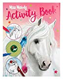 Miss Melody 4464 - Malbuch Doodle Book, Miss Melody