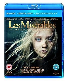 Les Misérables (Blu-ray + Digital Copy + UV Copy) [2012] (B009K1UG7C)   Amazon Products