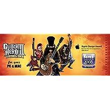 Aspyr Media Guitar Hero III: Legends of Rock - Juego (2.0 GHz, PC, Mac, DVD, 10.4.10 (Tiger), 10.5 (Leopard), Windows XP SP2, Windows Vista, Simulación, Fall 2007)