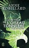 Le retour de l'oiseau-tonnerre, tome 2 : Perceptions par Robillard